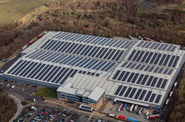 Tesla battery to provide grid services using 3.8MW rooftop solar array featured image