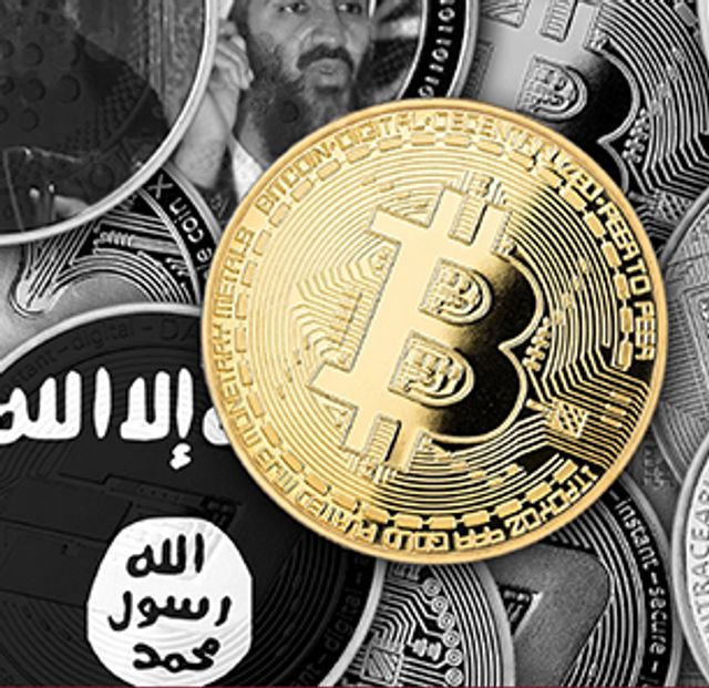 Terrorists using cryptocurrency featured image