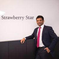 Santhosh Gowda, Chairman, Strawberry Star