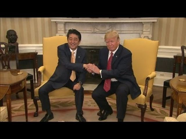 Don't get trumped when it comes to a handshake featured image