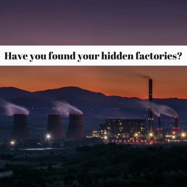 Healthcare colleagues:  have you found your hidden factories? featured image
