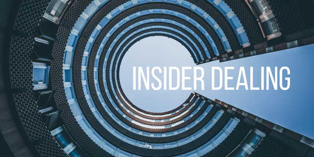 INSIDER DEALING – THE INSIDE TIP featured image