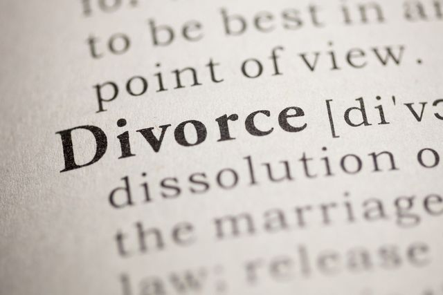 Fault free divorce featured image