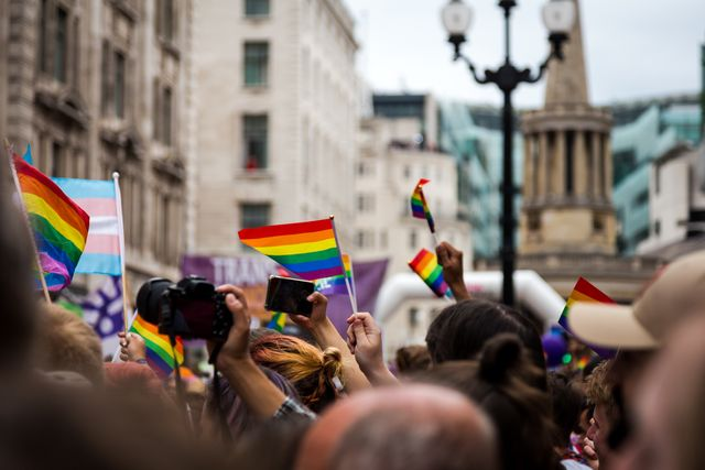 New charity Fighting With Pride sets out its mission during LGBT+ History Month featured image