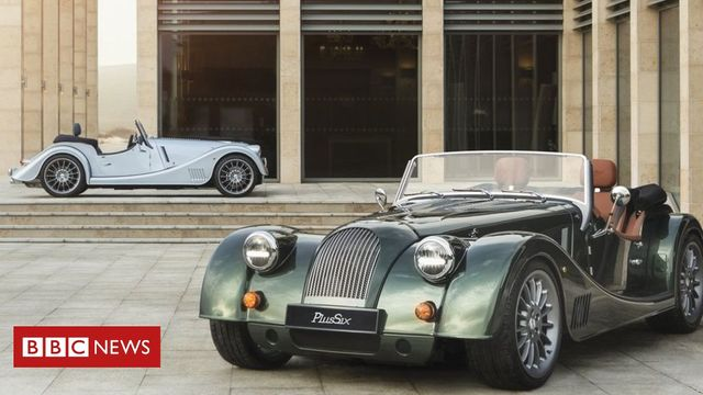 Rockworth leads the sale of Morgan Motor Company to Investindustrial featured image