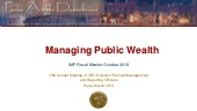 Managing Public Wealth - Getting Started featured image