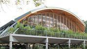 WWF UK Living Planet Centre Win Award