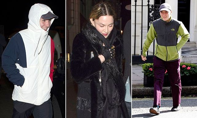 Madonna & son Rocco Ritchie build bridges after Madonna halted Court proceedings featured image
