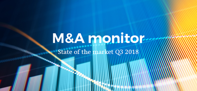 Freshfields' Q3 2018 M&A monitor featured image