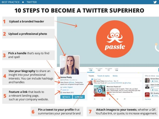 10 steps to level up your personal Twitter profile featured image