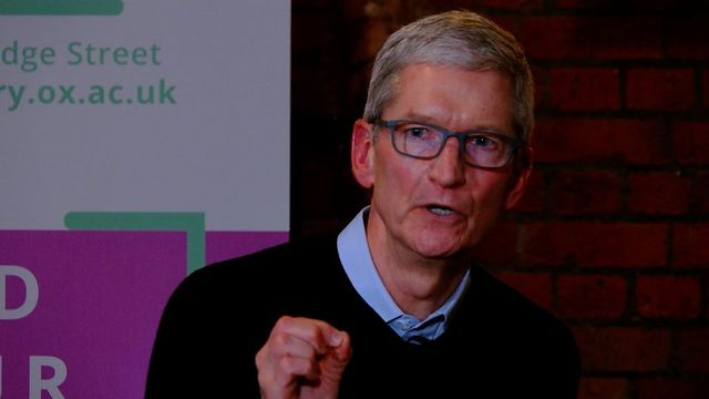 Virtual reality or augmented reality? Tim Cook's view featured image