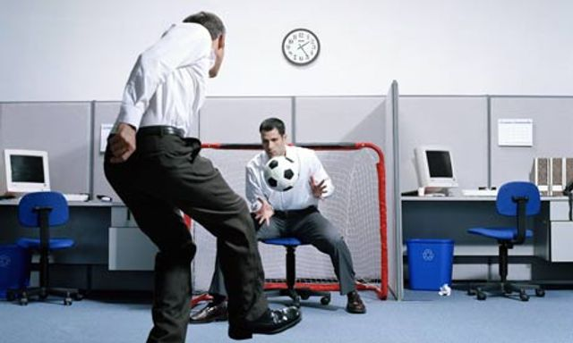 Sport in and out of the workplace - hell yeah! featured image