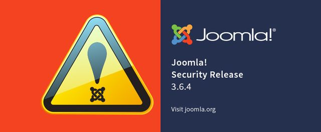 Important Joomla Update - Release v3.6.4 featured image