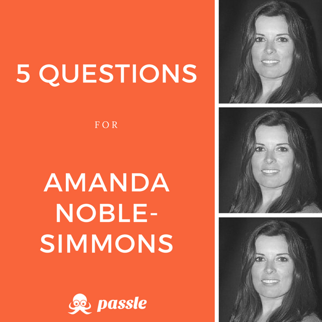 'Always exceed expectations': 5 questions for Amanda Noble-Simmons featured image