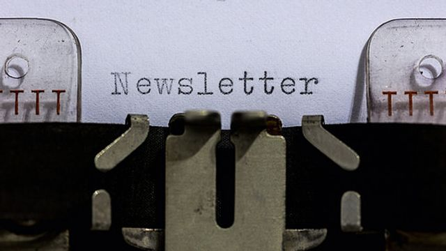 How To Write Engaging Newsletters. featured image