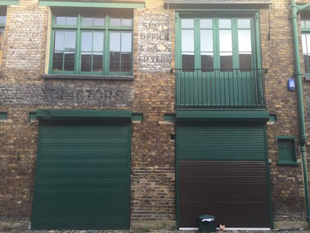 A traditional mews haunted by ghost signs featured image