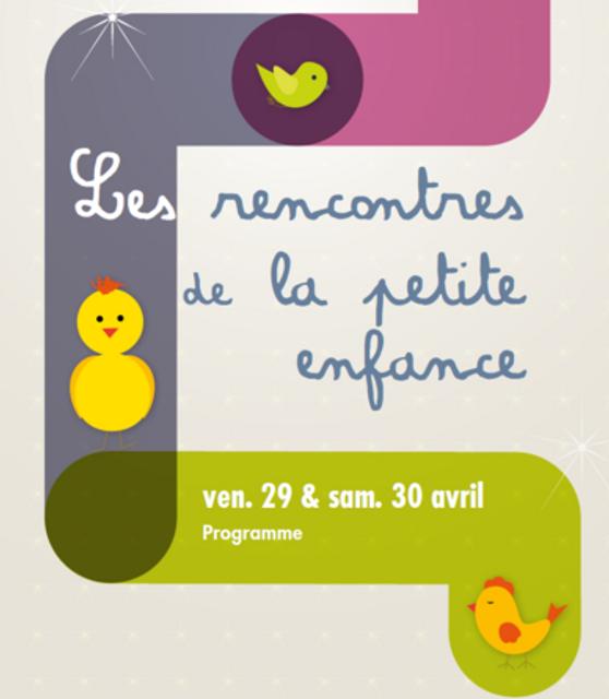 [Quimper] Les rencontres de la petite enfance featured image