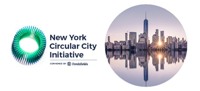Why circular cities are key to the pandemic recovery - Circular New York City launch featured image