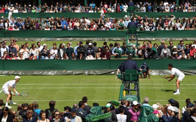 Wimbledon's digital disruption means fans win featured image
