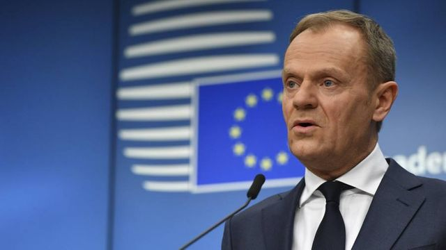 You can't be in and out at the same time: Donald Tusk plays down bespoke deal on financial services featured image