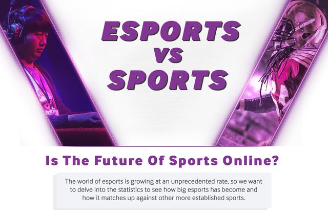 Esports v Sports – Is The Future Of Sport Online? featured image