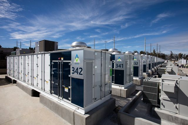 Siemens, AES form new energy storage joint venture Fluence featured image