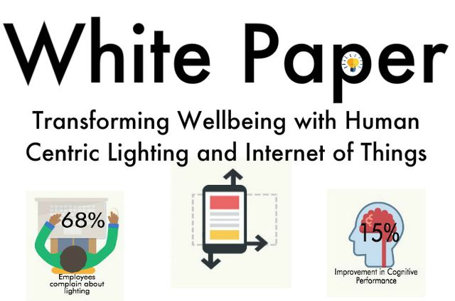 Transforming Wellbeing with Human Centric Lighting and Internet of Things featured image