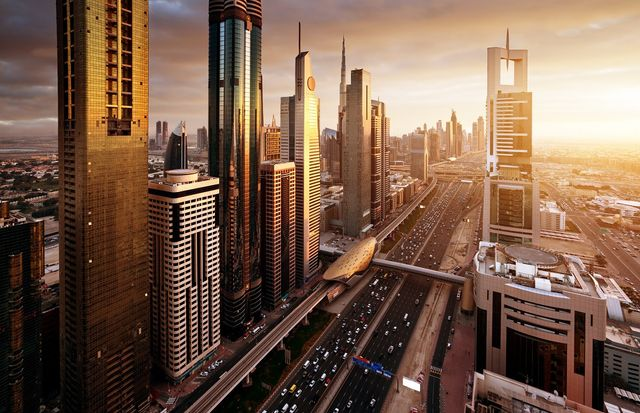 Dubai and IBM offer government-endorsed blockchain platform in UAE featured image