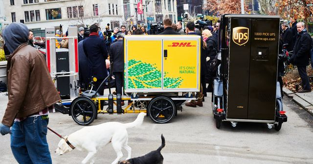 Park It, Trucks: Here Come New York's Cargo Bikes featured image