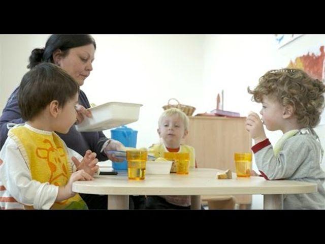Crèche Mirabilis-Villette : un accueil en horaires décalés featured image