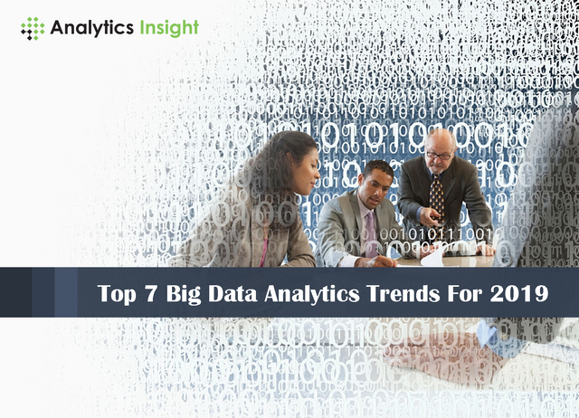 TOP 7 BIG DATA ANALYTICS TRENDS FOR 2019 featured image