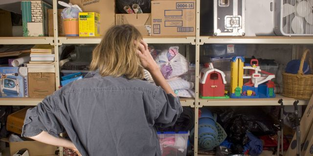 Decluttering your shed and garage: where to start when moving home featured image