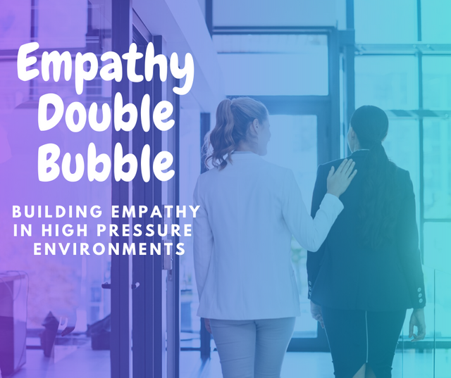 Empathy double-bubble. featured image