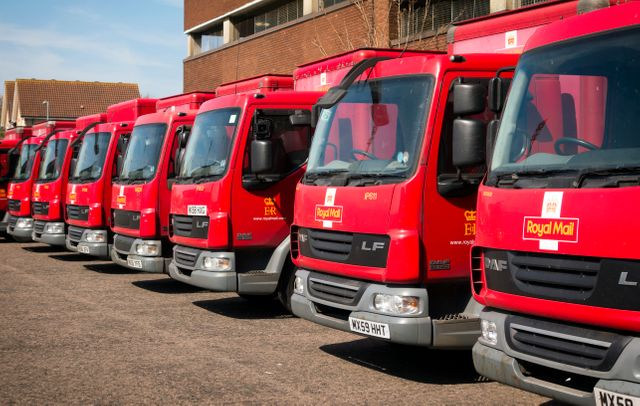 Ofcom has fined Royal Mail £50 million for abuse of dominance featured image