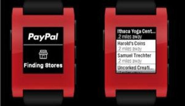 PayPal launches Pebble smartwatch featured image