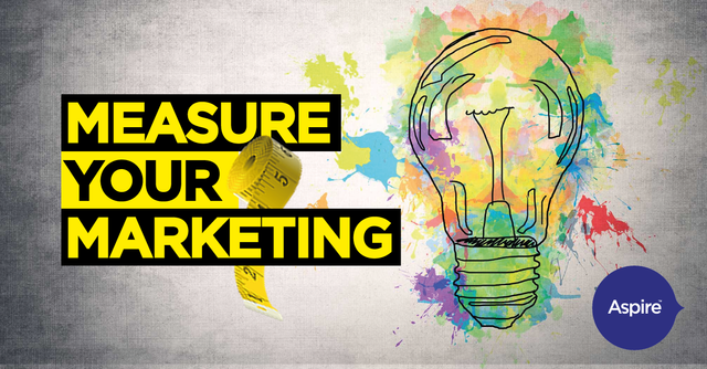 Don't Get Left Behind - Measure Your Marketing! featured image