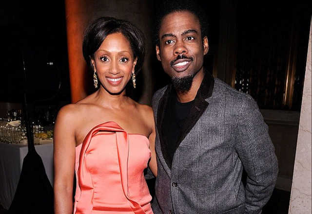 Chris Rock's wife seeking huge payout in divorce. featured image