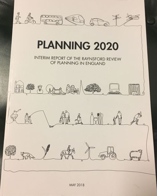 Release of the Interim Report of the Raynsford Review of Planning in England featured image