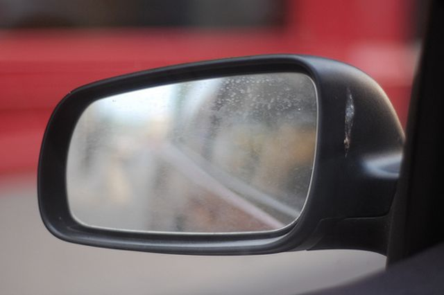 Check your mirrors before you set off! featured image
