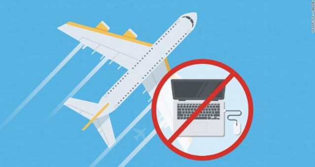 Laptop ban in cabins of 9 airlines on non-stop flights to U.S. featured image
