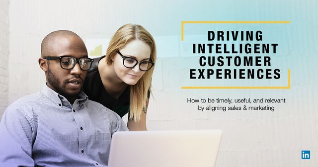 Why Sales & Marketing Must Share The Customer Journey featured image