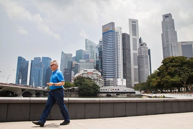 Singapore is Asia's best in attracting talent amid digital push featured image