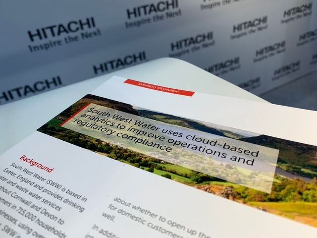 Hitachi @ Utility Week Live 2019 featured image