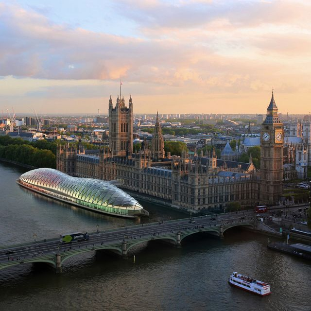 Gensler's Parliament on the Thames concept featured image