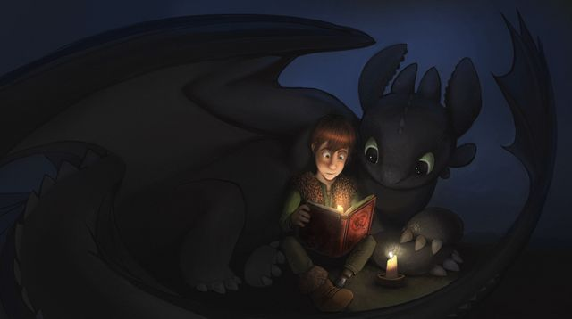 How to Train Your Dragon: A To Do List! featured image