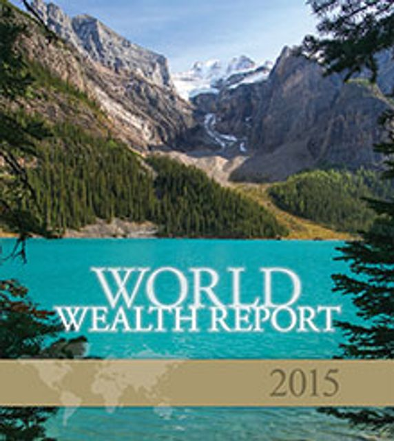 World Wealth Report 2015 featured image