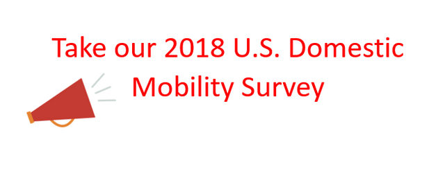 Take our 2018 U.S. Domestic Mobility Program Survey featured image