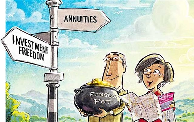 Cashing in or Keeping your Pension Pot? featured image