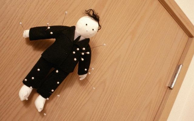 Have you ever wanted to stick pins in a Voodoo doll of your boss? featured image