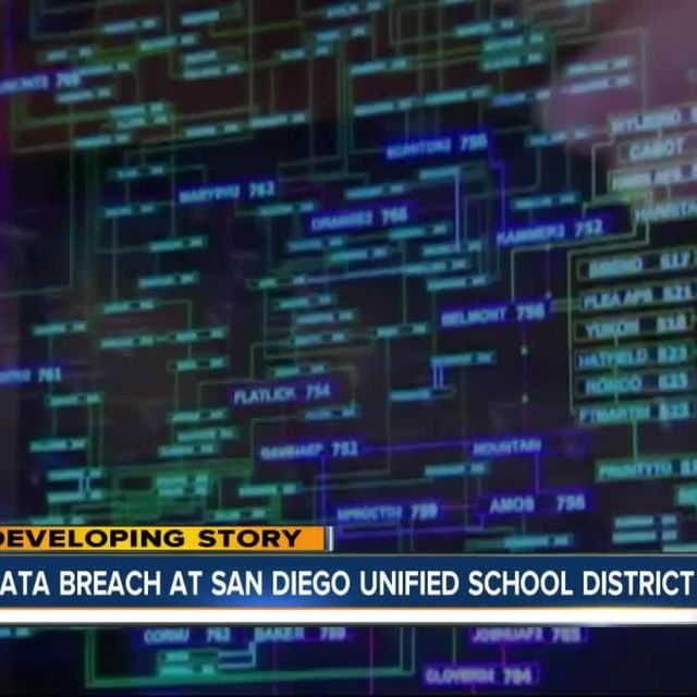 Breach compromises data of 500,000 San Diego Unified students, staff featured image